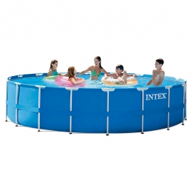 Piscina metálica Intex Metal Frame 549 x 122 Set completo