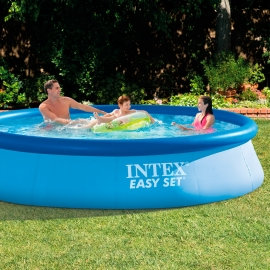 Piscina hinchable Intex Easy Set 366 x 76