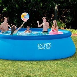 Piscina hinchable Intex Easy Set 457 x 107