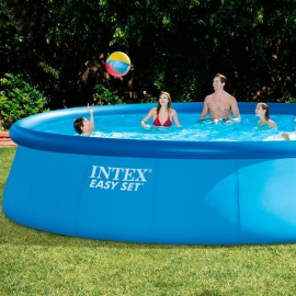 Piscina hinchable Intex Easy Set 549 x 122 Set completo