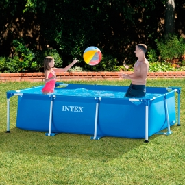 Piscina metálica Intex Small Frame 260