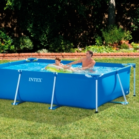 Piscina metálica Intex Small Frame 300