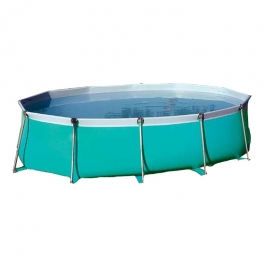 Piscina desmontable IASO Flipper-Oval