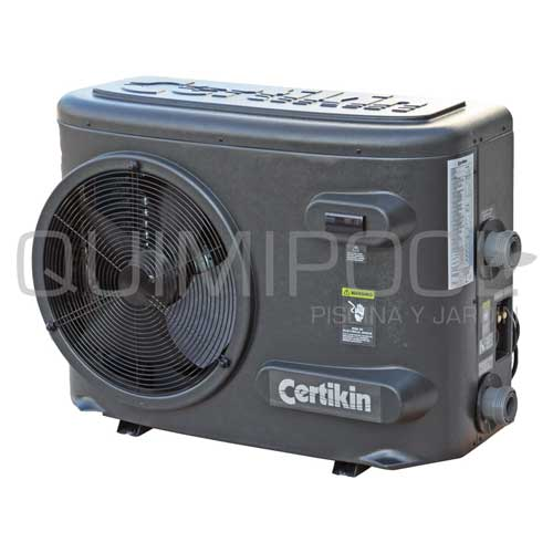 Bomba de calor piscina certikin star hpp253 for Bomba de calor piscina