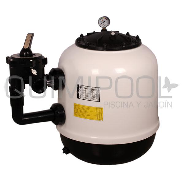 Filtro depuradora para piscinas alaska for Depuradoras para piscinas