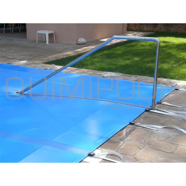 Cobertor de protecci n invierno para piscinas 6 4 for Proteccion de piscinas