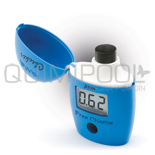 Checker analizador de cloro libre - Analizador de cloro ...