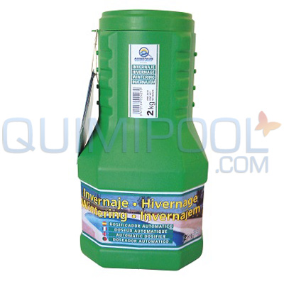 Dosificador invernada para piscinas for Quimicamp piscinas