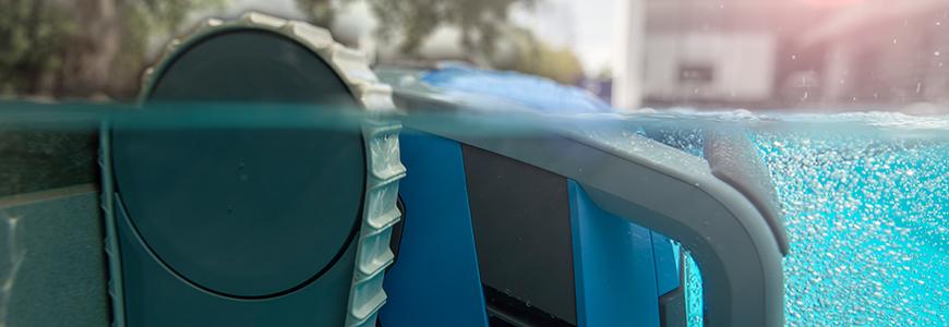 Características de Limpiafondos Dolphin M600