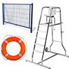 Socorrismo y seguridad piscina