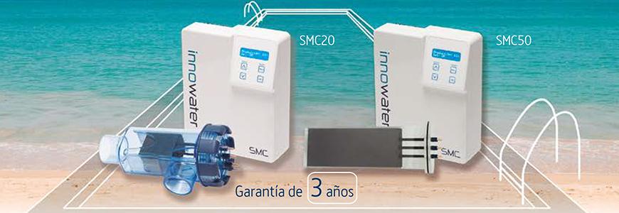 Para qué sirve el Clorador Salino Innowater SMC