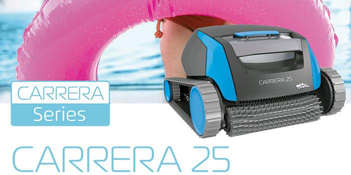 características Dolphin Carrera 25