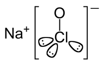 Hipoclorito de sodio cloro liquido