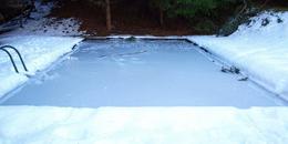 Invernaje piscina