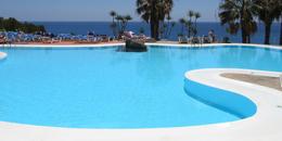 Producto químico piscinas
