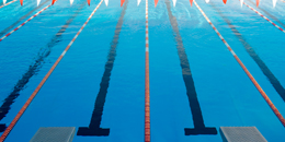 Accesorios competición piscina