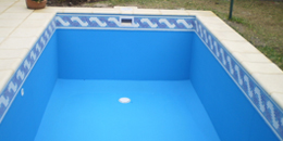 Pintura impermeabilizante para piscinas